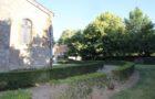 Jardin Église Cortevaix
