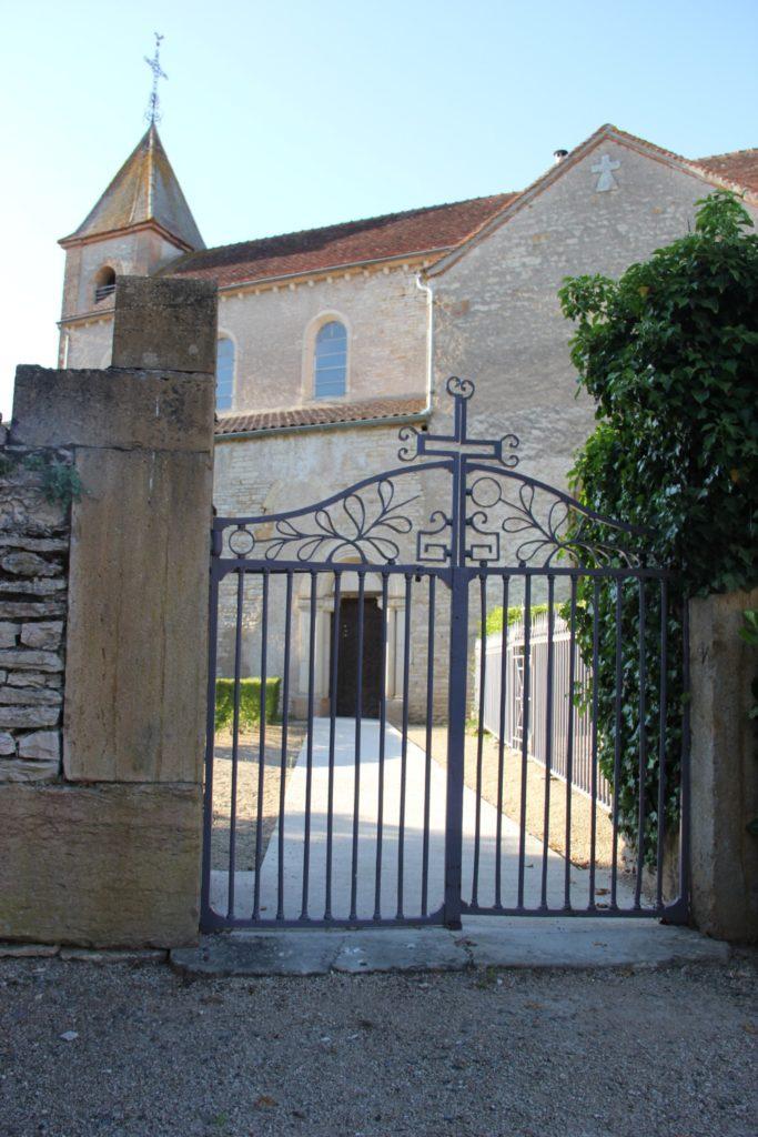 Portail Église