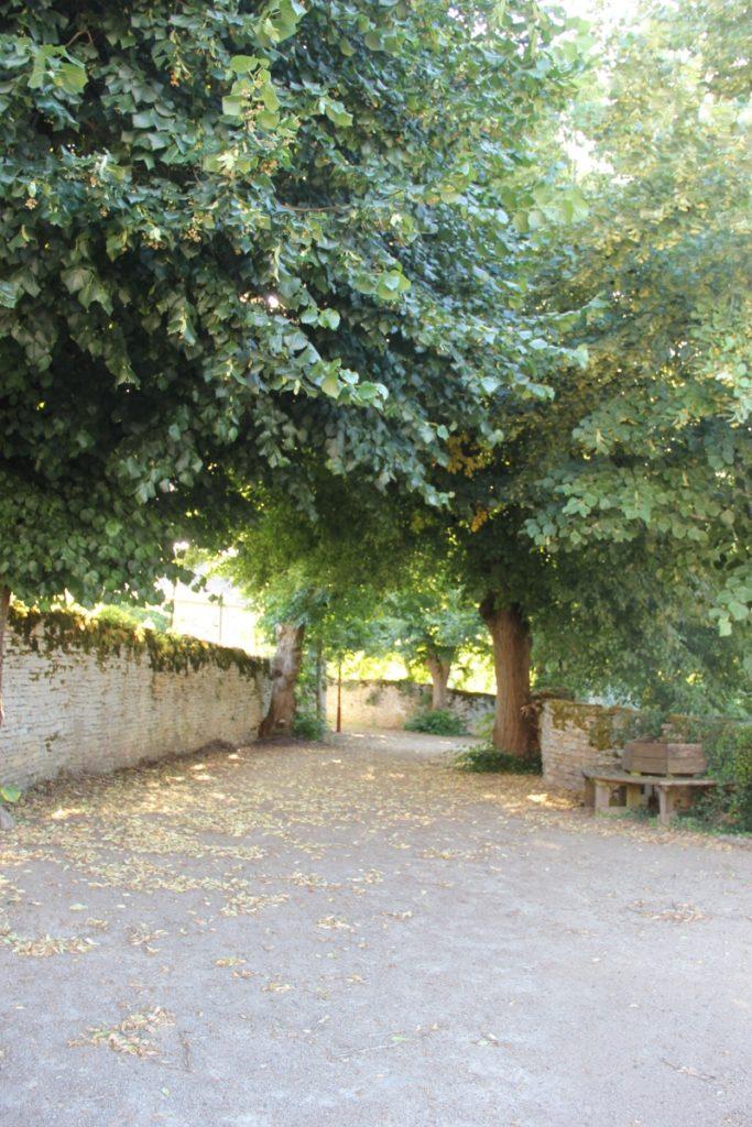 Chemin Église Cortevaix