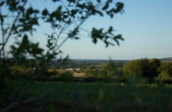 paysage a Cortevaix