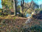 jardin cure de Cortevaix